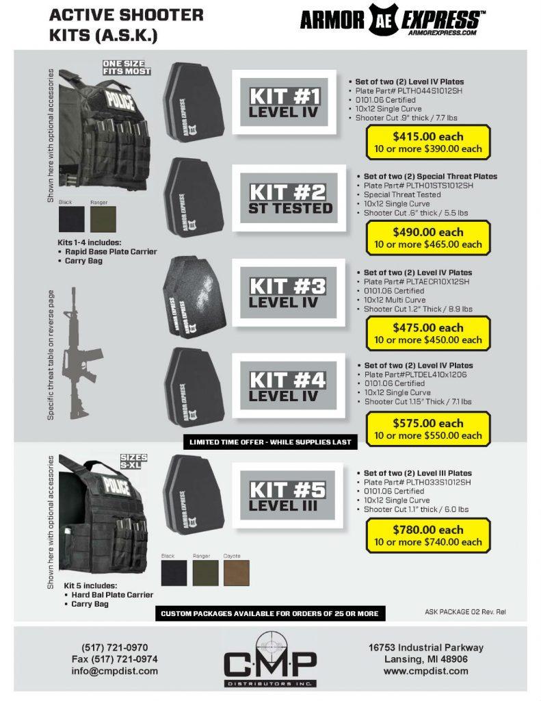 armor-express-ask-kits-10-2016